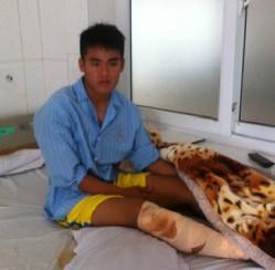Án phạt Đình Đồng không đủ làm giảm bạo lực V-League