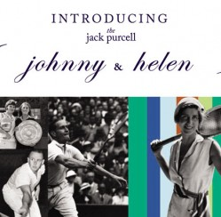 Bộ sưu tập giày Jack Purcell JOHNNY&HELEN