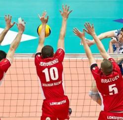 CLB bóng chuyền Ukraine dừng thi đấu ở Ngoại hạng Nga