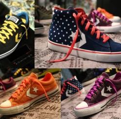 Lịch sử ra đời của giày converse