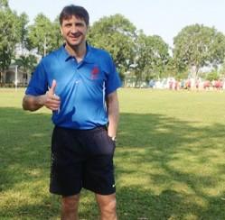 ĐTLA bổ nhiệm GĐ kỹ thuật từng chơi ở Champions League