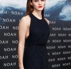 Emma Watson lộng lẫy ra mắt phim 'Đại hồng thủy'