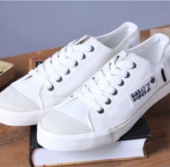 Mẹo làm mới những đôi giày nam trắng