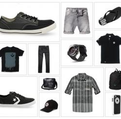 Giày converse với mùa hè 2013