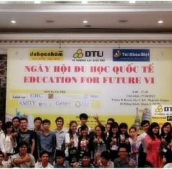 Ngày hội du học quốc tế Education for Future