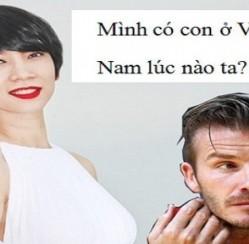 """""""Người mẫu Xuân Lan có con với David Beckham"""": Tội nghiệp độc giả!"""