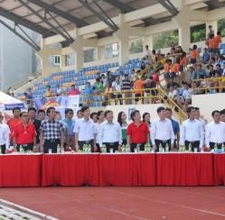 Nhìn lại buổi khai mạc trang trọng của Cúp Hồ Gươm 2013