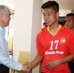 Ông Lê Hùng Dũng: 'Hy vọng U19 góp mặt ở World Cup 2018'