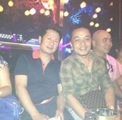 Vừa về đến Hà Nội, Bằng Kiều vội đi bar