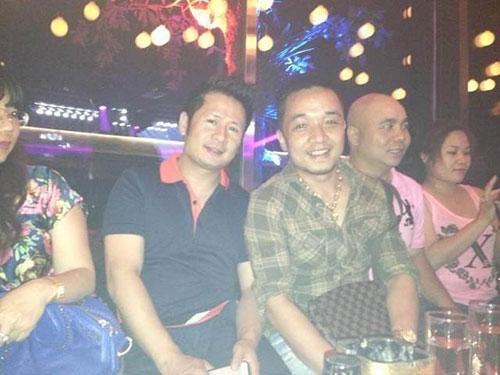 Vừa về đến Hà Nội, Bằng Kiều vội đi bar - 1
